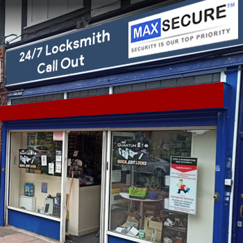 Locksmith store in Finchley